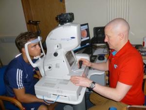Alex Gage screens Felix Cash member of GB Boxings Podium Potential squad